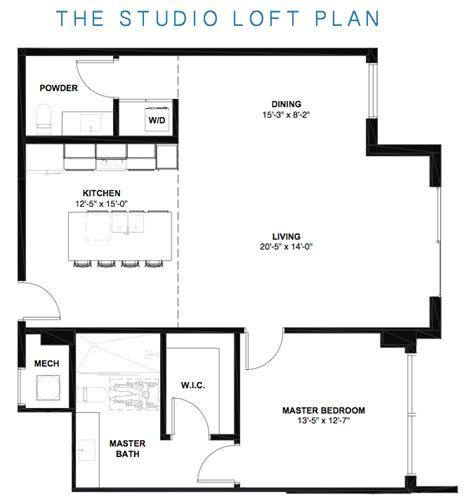 open floor plans with loft open loft floor plans