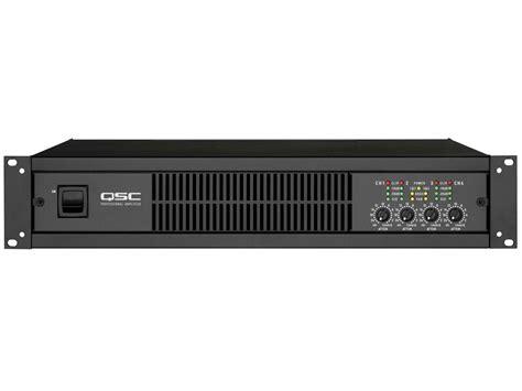 Power Lifier 4 Channel Merk Merino cx204v 4 channel power lifier 200watts ch 70 volt qsc