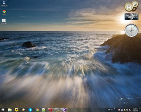 microsoft beach themes microsoft released quot beach sunsets theme quot for windows 7