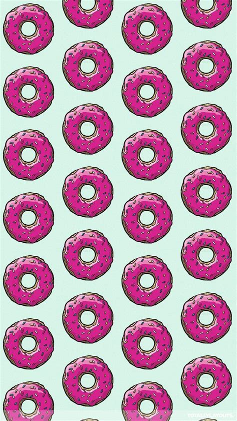 donut background ideas  pinterest iphone