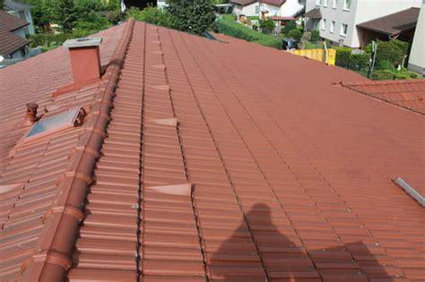 Dachziegel Rot Engobiert 1236 by Dachziegel Megaton Rot Engobiert Inkl Spenglermaterial