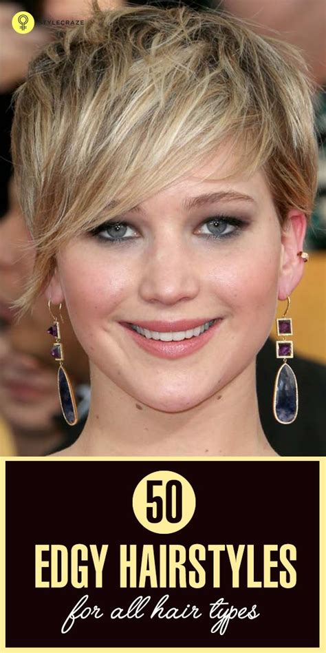edgy hair fifties 50 latest edgy hairstyles for all hair types edgy