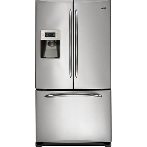 shop ge profile 25 8 cu ft door refrigerator with