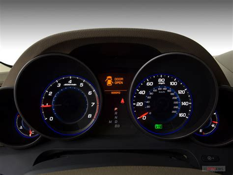 vehicle repair manual 2007 acura mdx instrument cluster 2007 acura mdx pictures instrument cluster u s news world report
