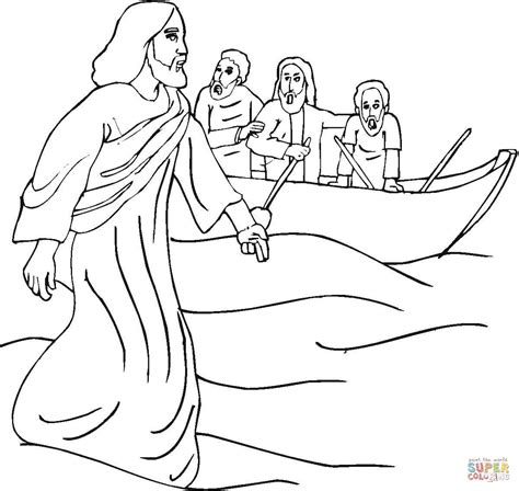 printable coloring pages of jesus miracles miracle coloring page free printable coloring pages