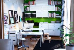 Ikea Office by Ikea Workspace Organization Ideas 2012 Digsdigs