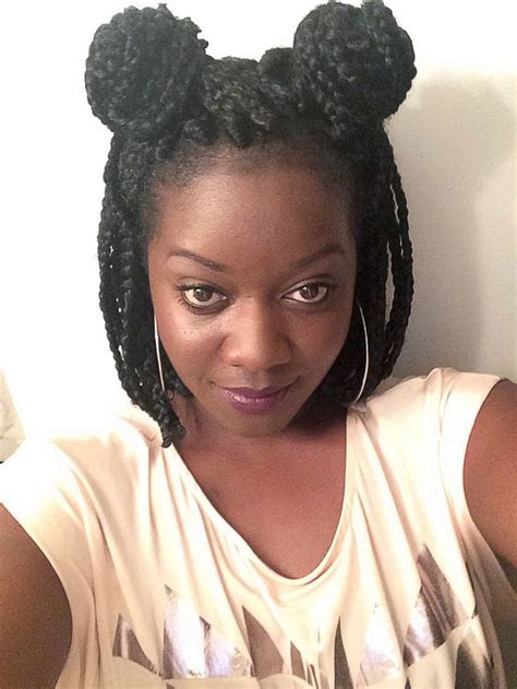 box braids for very short hair 133 best images about box braids short on pinterest