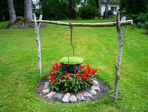 unique decorations outdoor 15 small handmade yard decorations for creative garden