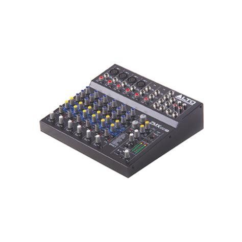 Mixer Alto 16 Channel alto zephyr zmx122fx 8 channel 12 total inputs compact