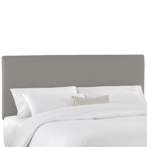 grey upholstered headboards best 25 grey upholstered headboards ideas on pinterest