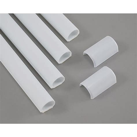 speaker wire covers shop mono systems inc cordhider 6 192 in l white raceway kit at lowes
