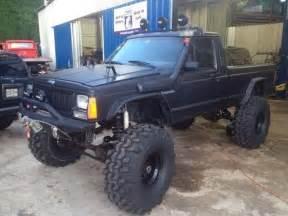 Jeep Comanche Lifted Jeep Comanche Lifted Truck Addict