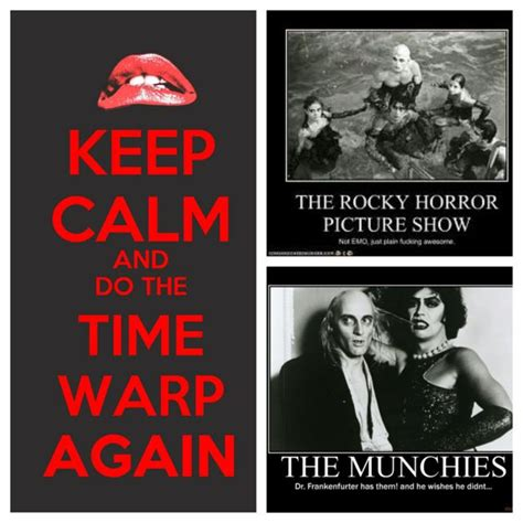 Horror Meme - rocky horror show meme rocky horror picture show