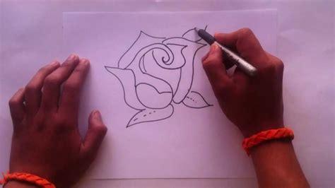 como hacer una rosa imgenes dibujar una rosa consejos para pintar youtube