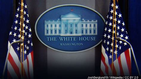 white house press briefing  pm