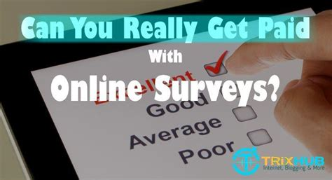 Can You Make Money From Online Surveys - can you really get paid with online surveys pros cons explained