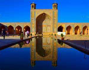 quot vakil mosque shiraz iran quot by bryan freeman redbubble