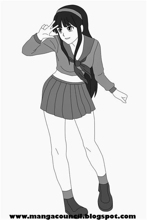 tutorial menggambar untuk pemula cara menggambar anime perempuan untuk pemula manga council
