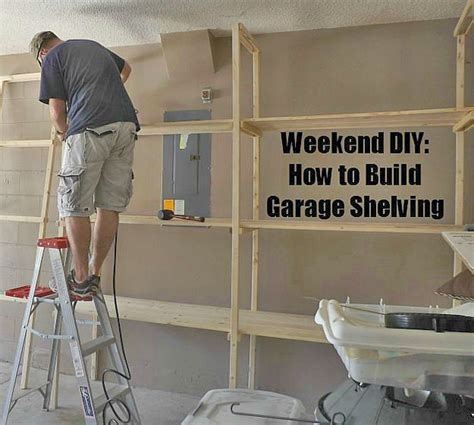 diy garage storage woodworking plans family handyman garage storage pdf plans