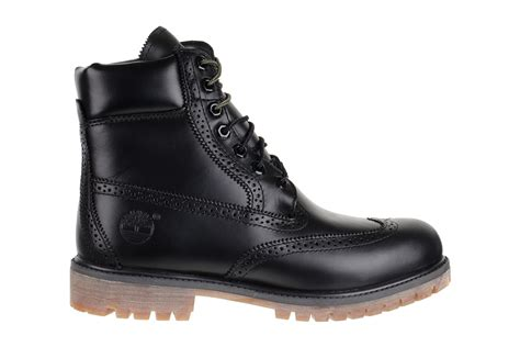 Timberland 6 Inch by Timberland Brogue 6 Inch Premium Boot Hypebeast