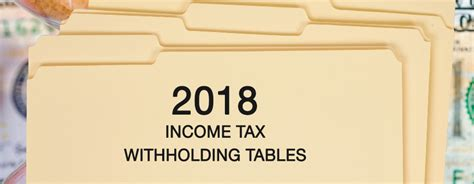 payroll tax tables 2018 irs tax tables 2018 withholding brokeasshome com