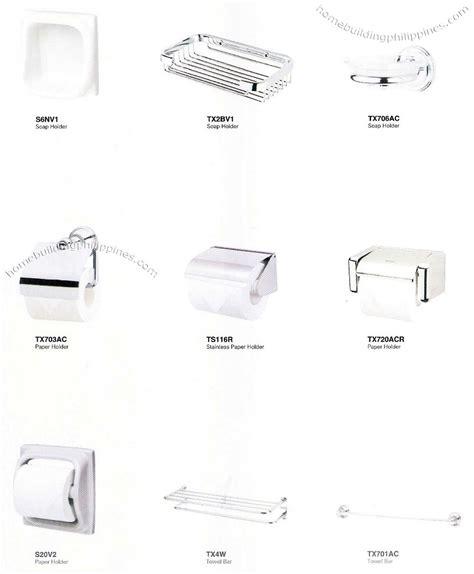 Bathroom Accessories Philippines Simple 20 Bathroom Accessories Philippines Design Ideas