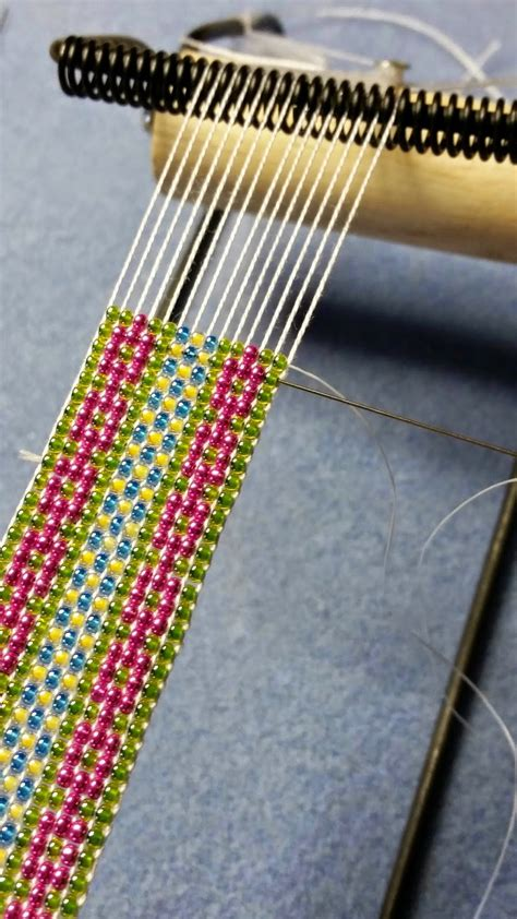 loom beading tutorial what nots how to finish a loomed bracelet seed bead
