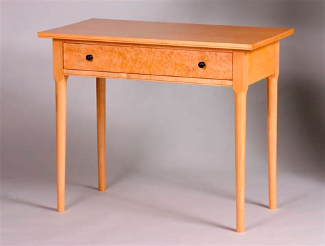 shaker inspired writing desk finewoodworking