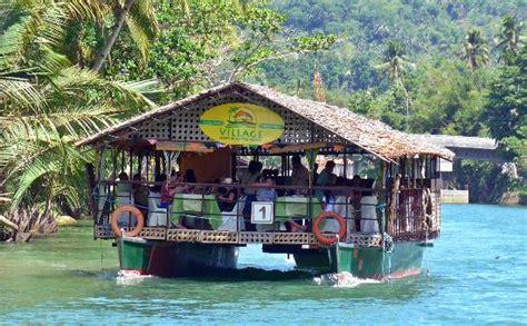floating boat restaurant in bohol cruise ship picture of loboc river cruise loboc