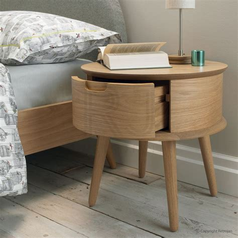round bedroom table best 25 round nightstand ideas on pinterest small round