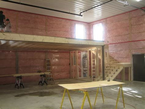 How To Build A Mezzanine | build a mezzanine in garage joy studio design gallery