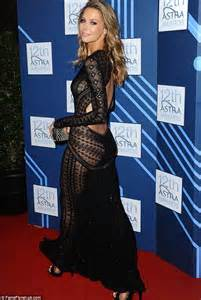 When Spice Gave Cavalli Their Costume Requirements by Hawkins Astra Awards Roberto Cavalli Dress Drama