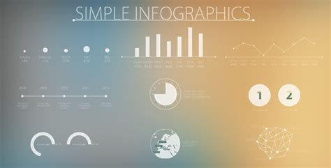 template after effects simple simple and modern infographics by bzone videohive
