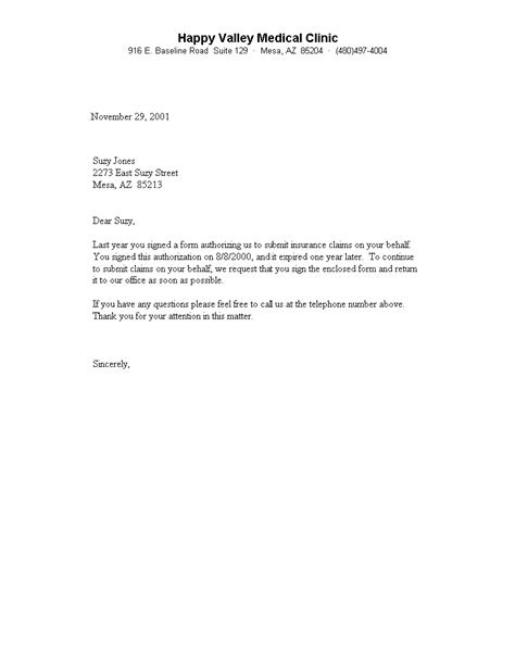 authorization letter of signatory signatory authority letter format best template collection