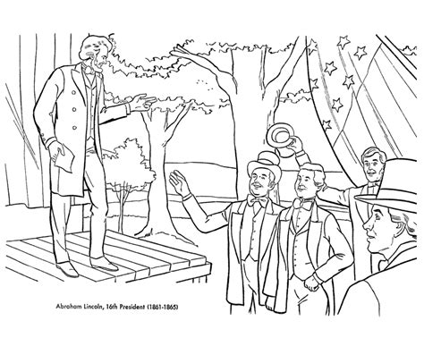 abraham lincoln coloring pages abraham lincoln coloring pages best coloring pages for