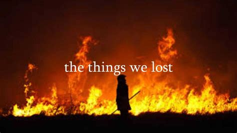 the things we lost bastille things we lost in the fire lyrics youtube