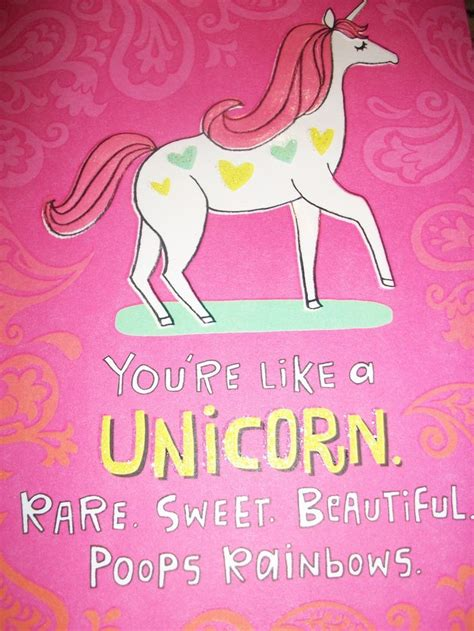 free printable birthday card unicorn unicorn poop birthday card google search unicorns