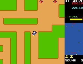Juegos De Auto Rally X by Rally X 1980 Paperblog