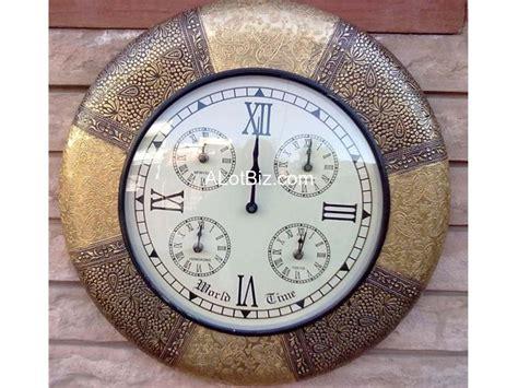 Handcrafted Wall Clocks - handcrafted wall clock alotbiz