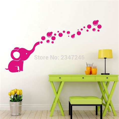 removable wall decals for nursery calf elephant decal removable nursery nursery