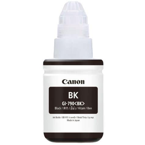 Tinta Canon Ink 790 Black canon gi 790 black 135ml ink cartridge