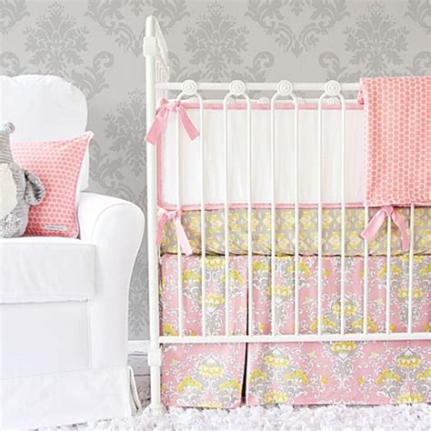 caden lane crib bedding caden lane 174 amy s garden crib bedding collection buybuy baby