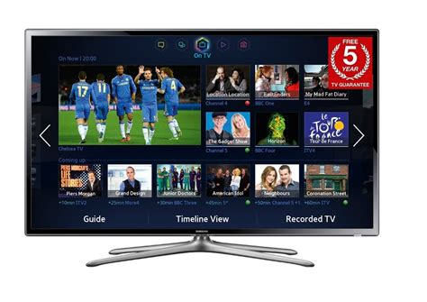 richer sounds samsung ue75f6300 75 inch led smart tv 1080p hd freeview hd ebay