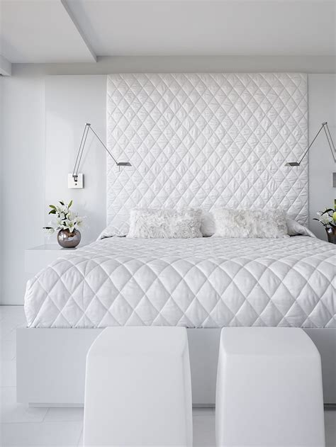 White Bed by 41 White Bedroom Interior Design Ideas Pictures