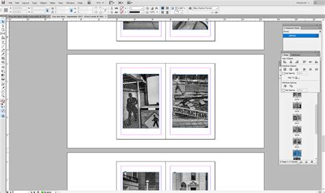layout photobook indesign handmade photo book with inkjet prints making a photo