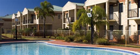 Country Comfort Inter City Perth Business Leisure