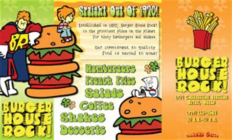 membuat brosur dalam bahasa inggris fatin syakinah contoh brosur rumah makan restaurant