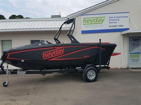 heyday boats nc 2018 heyday wt 1 sc for sale in durham north carolina