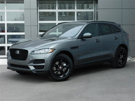 2019 Jaguar Wagon by New 2019 Jaguar F Pace Wagon 4 Door Suv In Salt Lake City