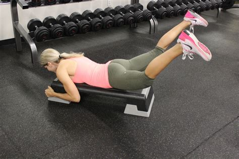 exercises using a step bench 3 best butt exercises that aren t back squats lauren